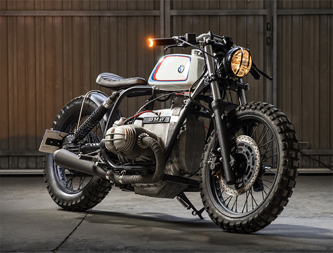 Custom BMW R100 Boxer by Café Racer Dreams