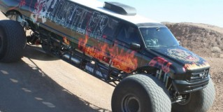 Extended Ford Excursion On sale for One Million Dollars