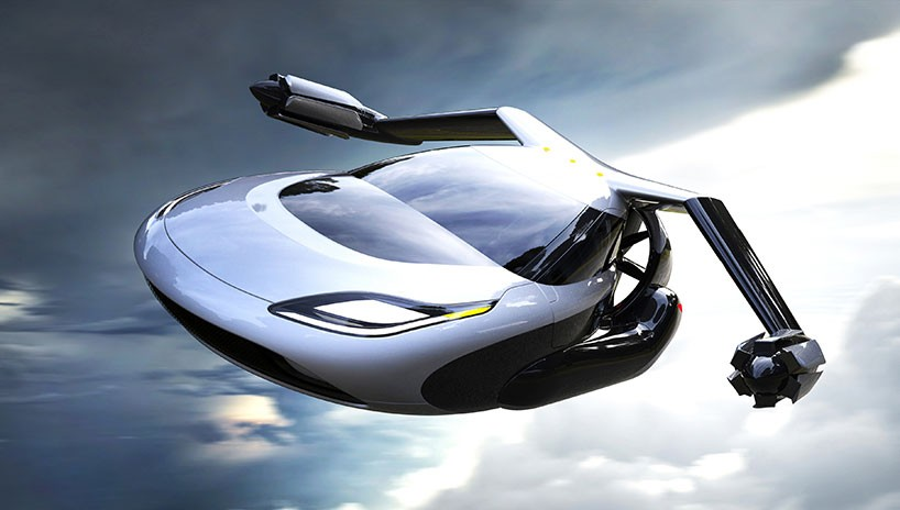 Terrafugia's TF-X Flying Car 01