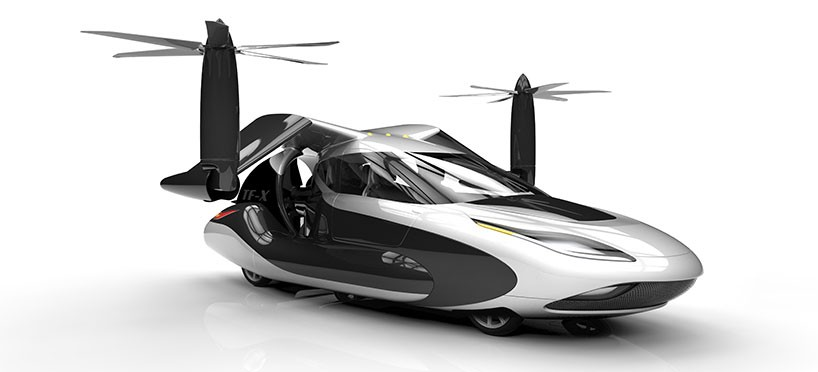 Terrafugia's TF-X Flying Car 04