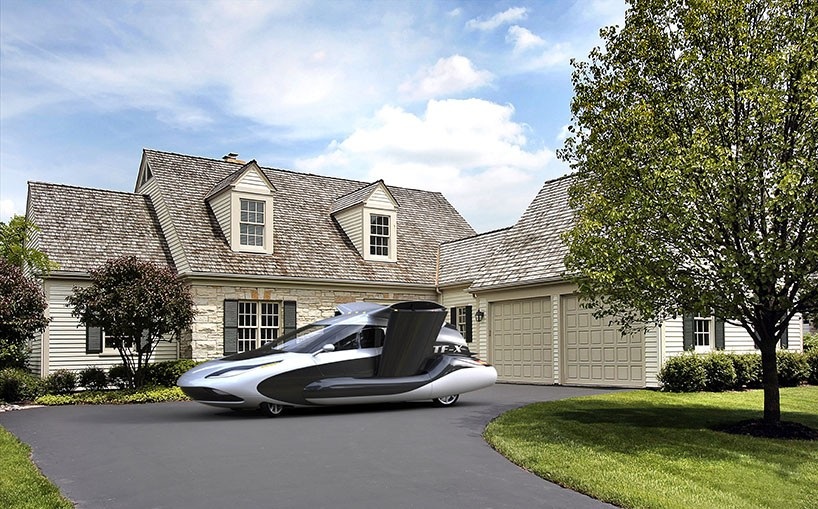 Terrafugia's TF-X Flying Car 05