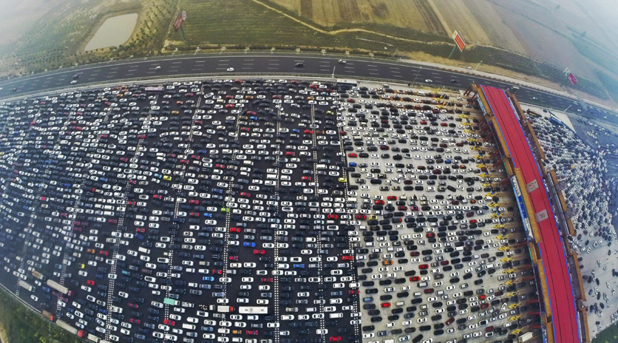 Chinese Carpocalypse