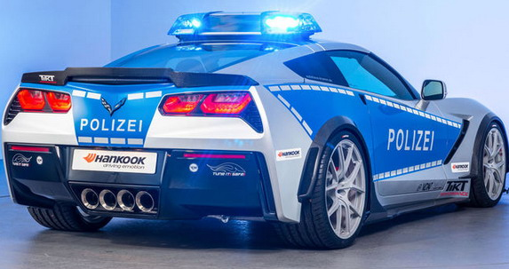 Tikt Performance Corvette C7 Stingray Police 03