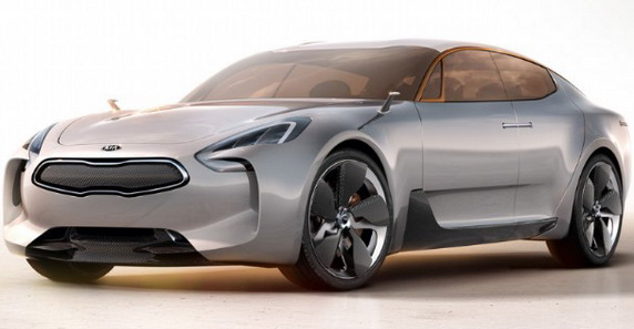 Kia GT Serial Production Planned for This Year