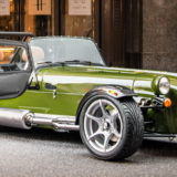 Caterham Seven Harrods Two-Seater Special Edition