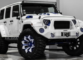 Jeep Wrangler Tuned by Voltron Motors