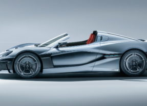 Croatian Electric Car Rimac Roadster
