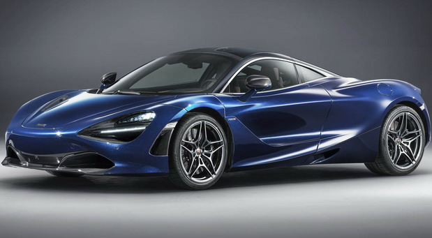 Latest McLaren 720S Car at Geneva Motor Show 2018
