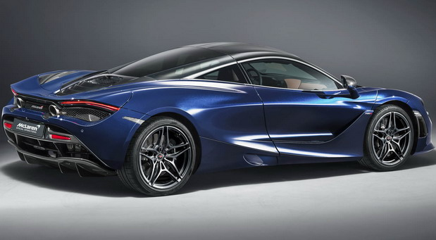 Latest McLaren 720S Car