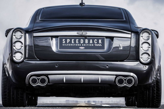Speedback Silverstone Edition from David Brown Cars ltd