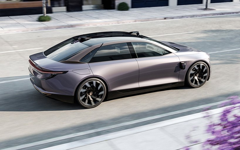 Byton K-byte Sedan Electric Concept Sedan