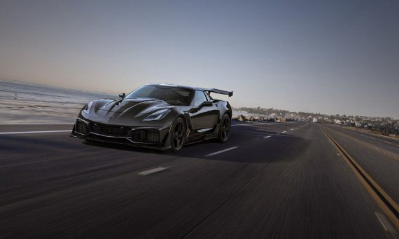 New Corvette ZR1 2019 goes up to 345 km/h