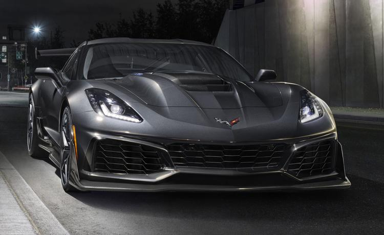 New Corvette ZR1 2019