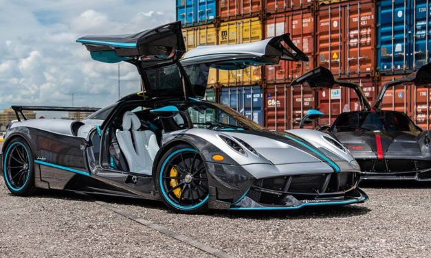 The Last Pagani Huayra L'Ultimo with 800hp