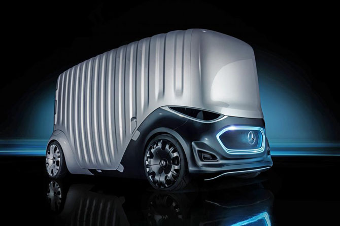 Vision Urbanetic Mercedes-Benz