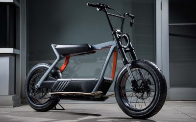 Two New Harley-Davidson Electric Concepts