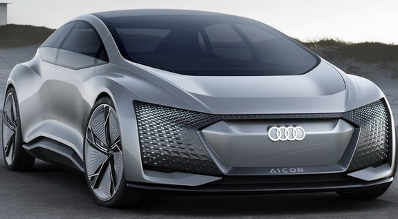 Audi has Announced Two Futuristic Concepts This Year