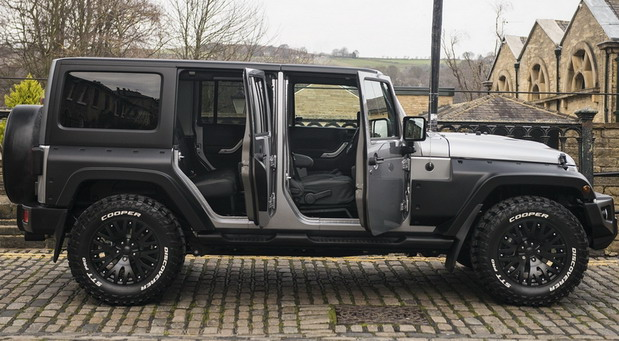 Chelsea Truck Company Military Edition Jeep Wrangler