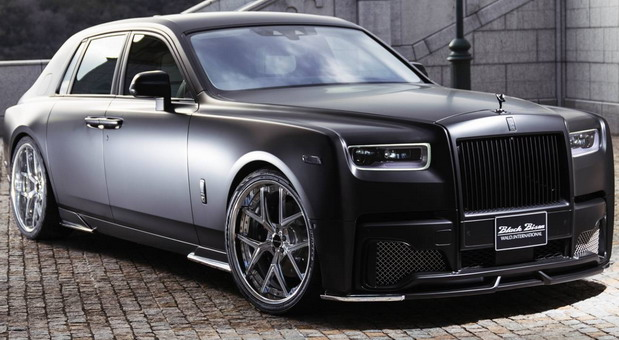 Wald International Rolls Royce Phantom Black Bison Edition