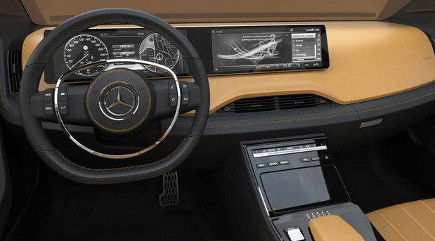 Mercedes-Benz Icon E Concept