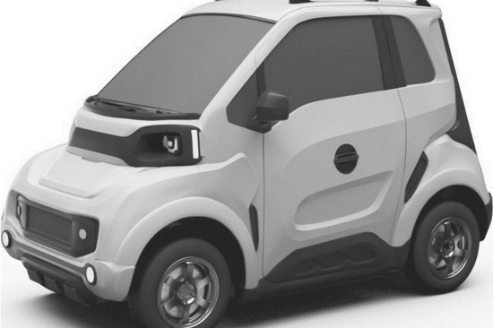 Zetta First Russian Electric Car in Serial Production