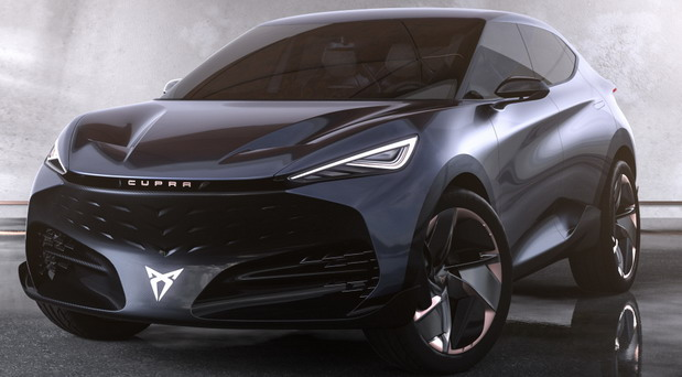 Cupra Tavascan Concept by Seat