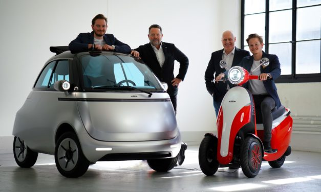 Microlino 2.0 EV and Microletta by Micro Mobility Systems