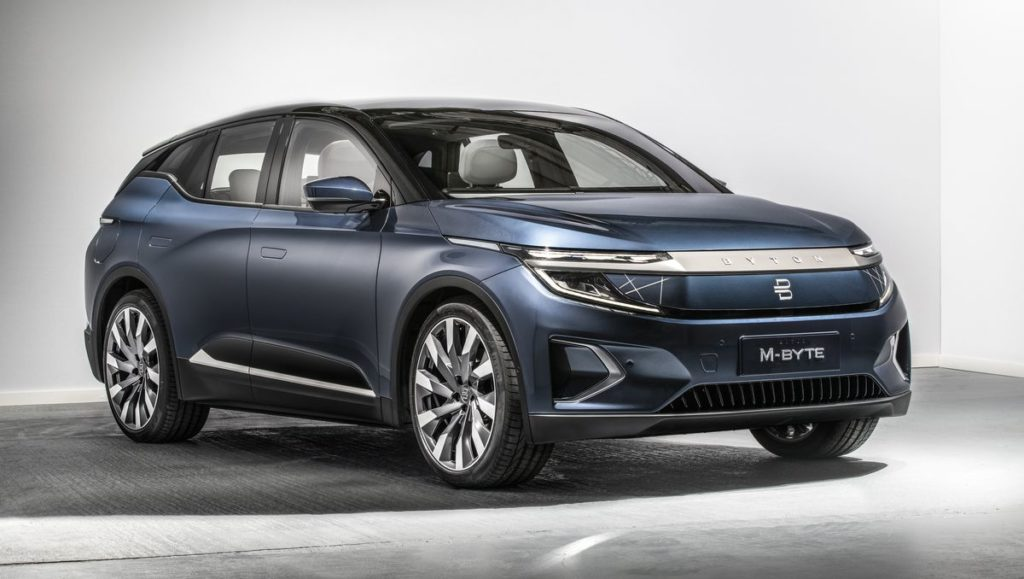 Electric SUV Available for Buying