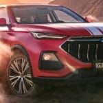 Oshan X5 SUV by Chang'an Automobile Group